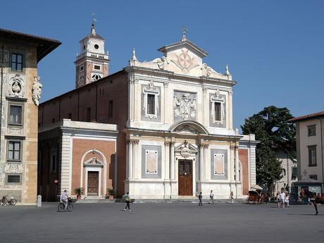 kostel San Stefano