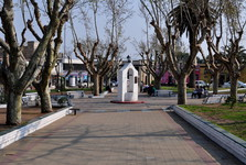 площадь Marqués de Sobremonte