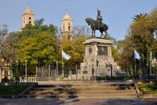 площадь Juan Pascual Pringles