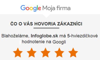 Google hodnotenie