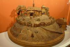vrch Oreb a Proboštovo stavení