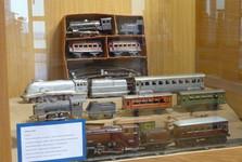 музей, железная дорога