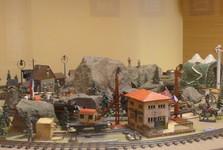muzeum, železnice