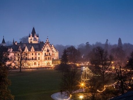 замок Grafenegg (c) Niederösterreich-Werbung/Michael Liebert