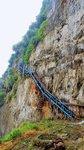 ступеньки к водопаду Пегуянган