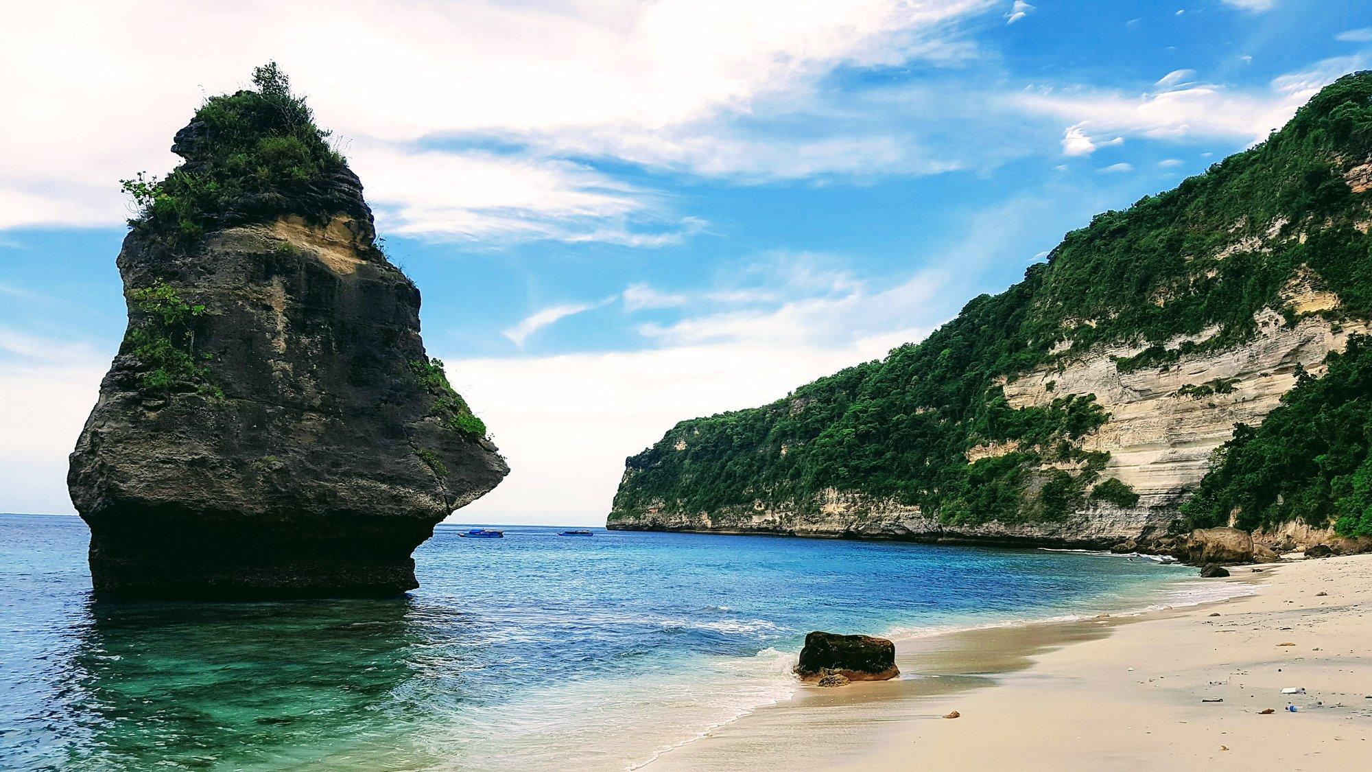 Suwehan Beach – cesta do ráje jen pro odvážné