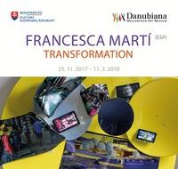 výstava Transformácia