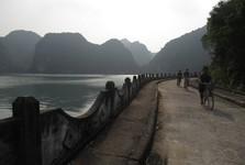 спокойная дорога на главном острове