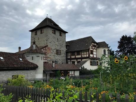 Винтертур – замок Хеги