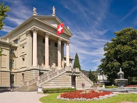 Winterthur – městský dům