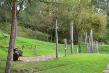 archeologické muzeum v přírodě – Havránok