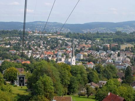 канатная дорога Adliswil-Felsenegg