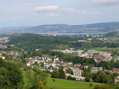 Švajčiarsko, Zürich