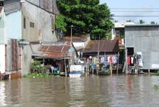 život na delte Mekongu