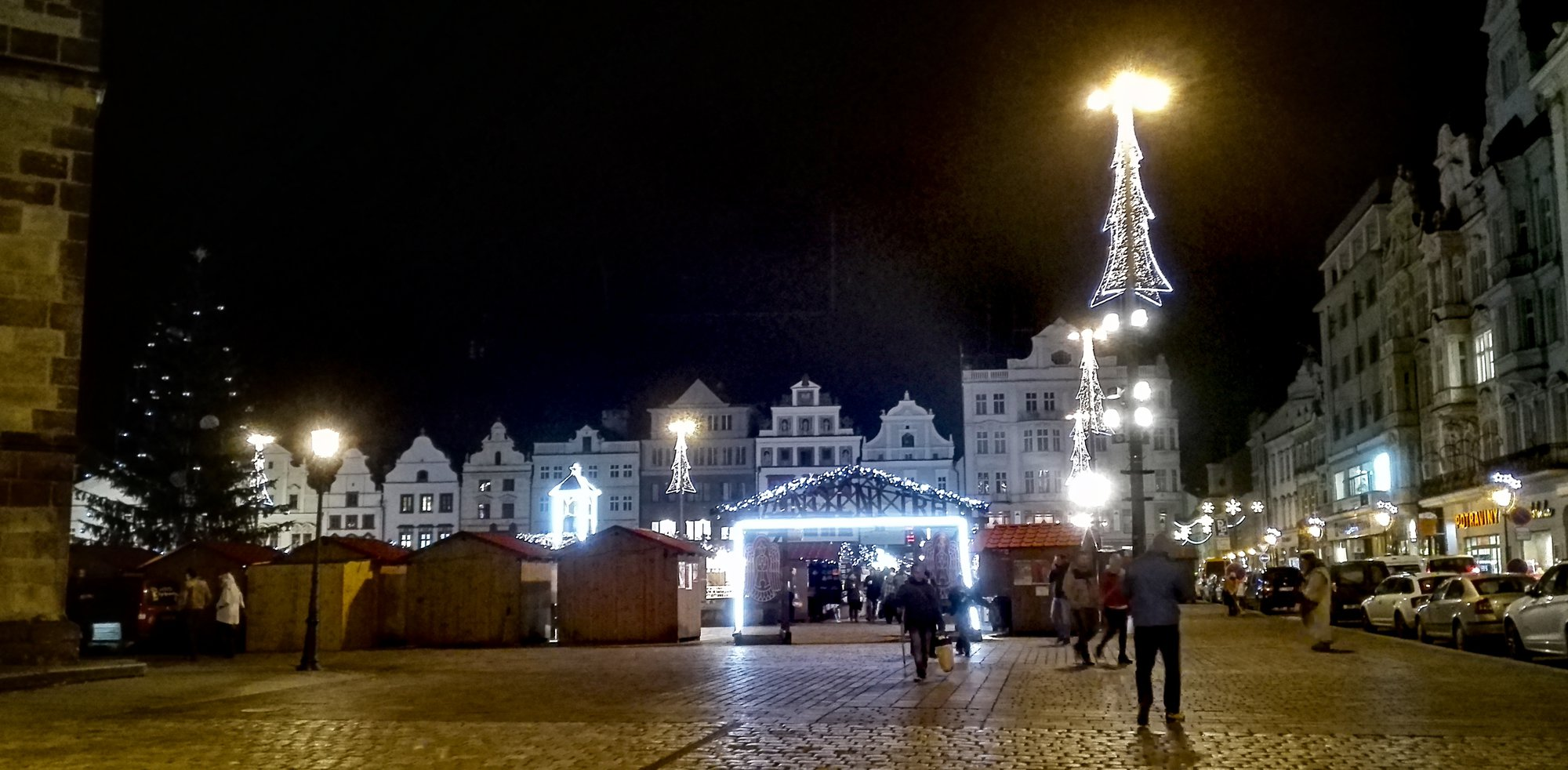 рождественская площадь
