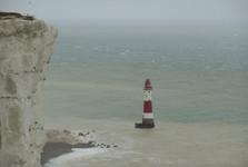 маяк возле Beachy Head