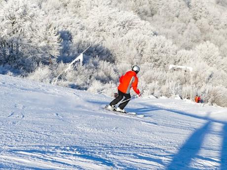 Bezovec ski resort