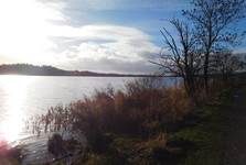 jezero Castle Semple Loch