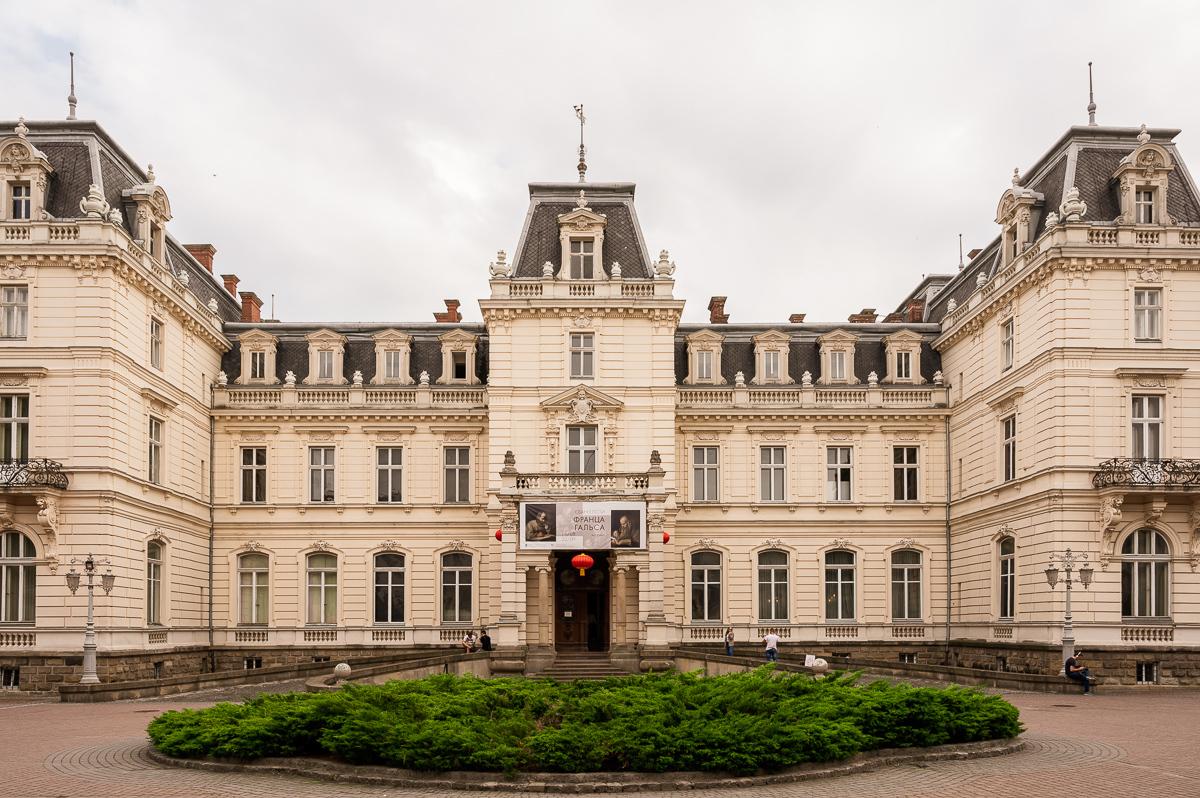 palác Potockých