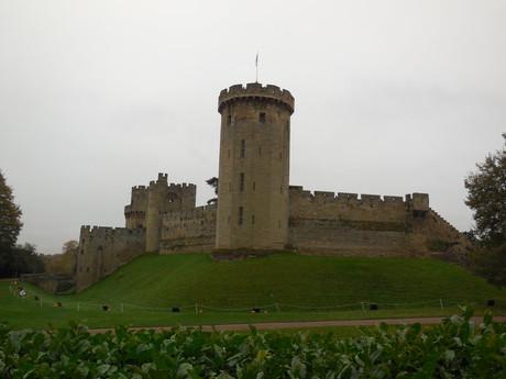 Замок Warwick