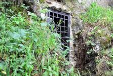Малужина - вход в пещеру