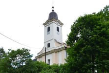 Malužiná - kostol Povýšenia sv. Kríža