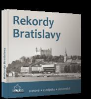 kniha Rekordy Bratislavy