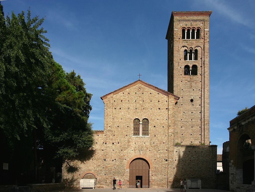bazilika svatého františka