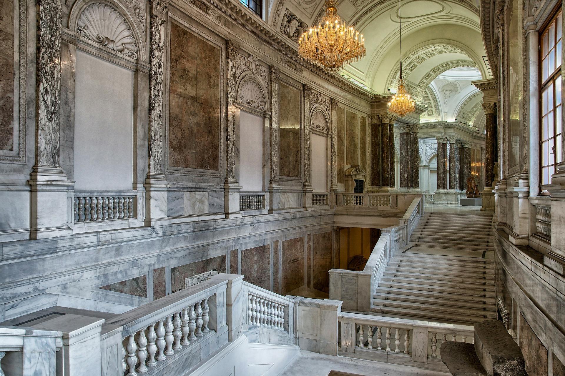 Hofburg interiors