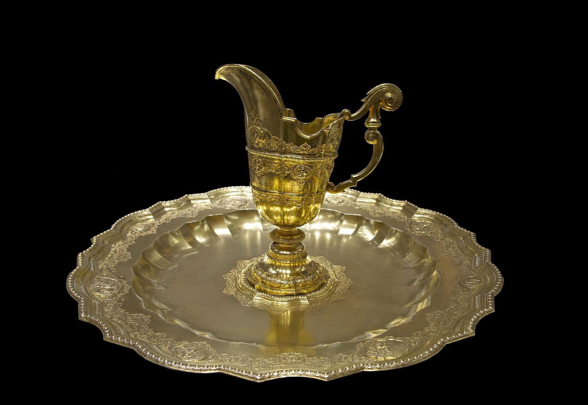 Посуда императорского стола. Серебряная коллекция, Хофбург