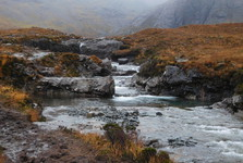 cesta na Fairy Pools