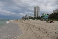 пляж Miami Beach