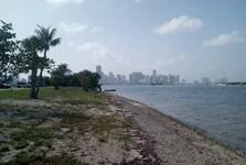 pohled na Miami