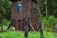 Králova Lehota - část Černý Váh (zvonice)