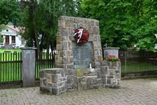 Кралова-Легота – памятник СНВ