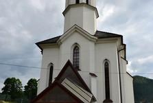 Králova Lehota - kostel
