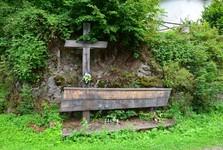 Králova Lehota - památník