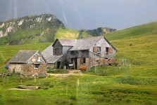 horské chaty
