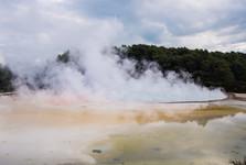 Wai-O-Tapu – Champaigne Pool