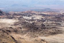 вулканическая пустыня