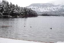 jazero Loch an Eilein