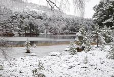 озеро Loch an Eilein