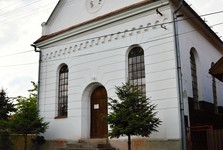 Прибылина - молитвенный дом Баптистской церкви