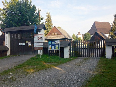 Pribylina - Múzeum liptovskej dediny