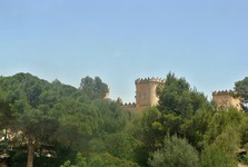 Malorka - hrad