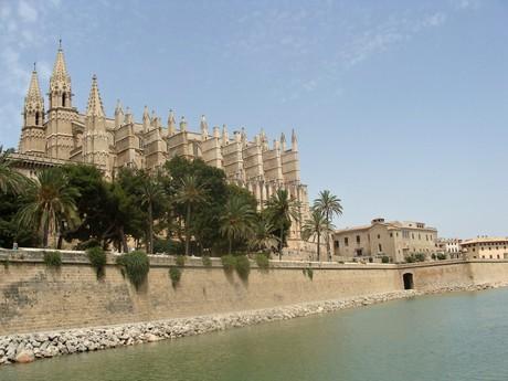Malorka - katedrála La Seu