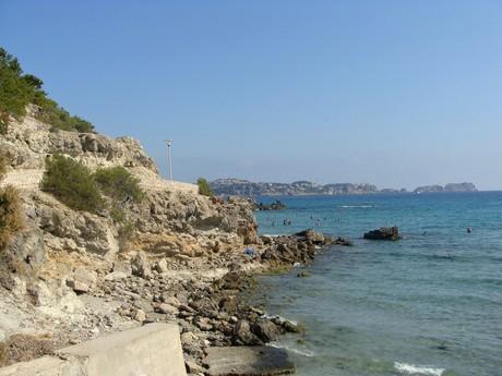 Malorka - pobřeží