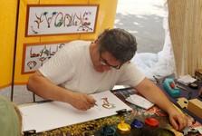 místní umělec