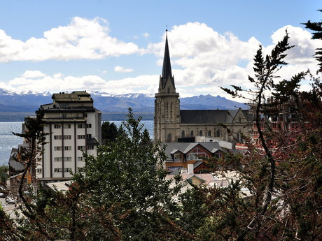 Bariloche, katedrála