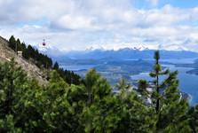 výhledy z Cerro Otto